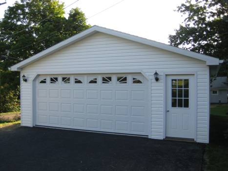 22 Detached Garage