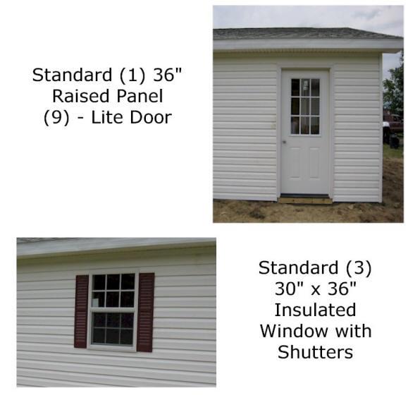 Garages Built